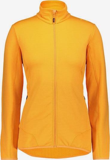 CMP Jacke in gelb: Frontalansicht