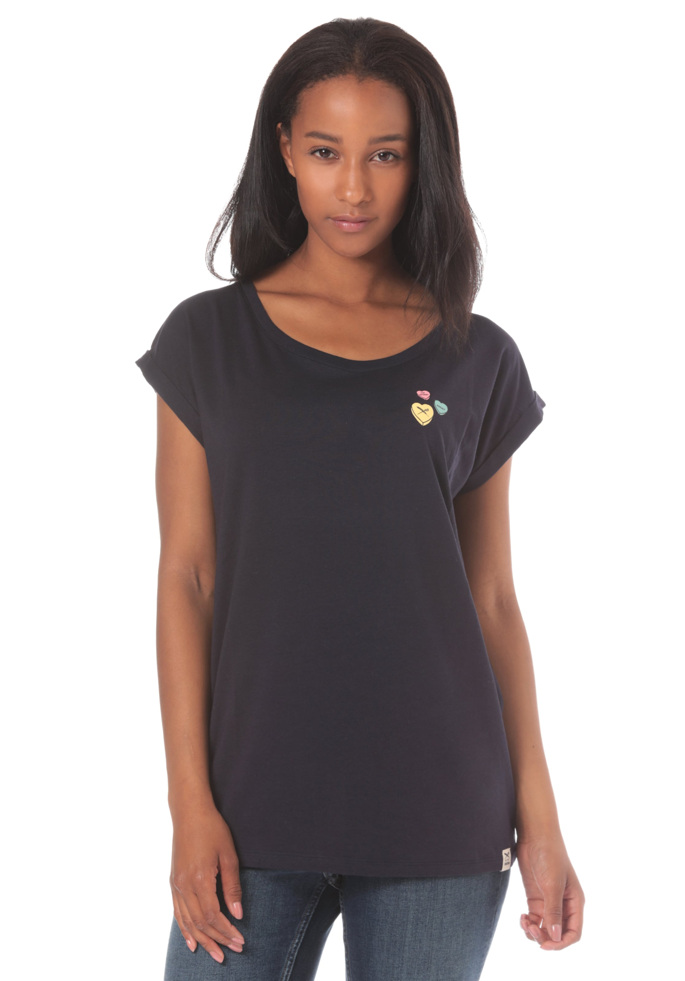 shirt In Iriedaily Heart Candy T Navy P8kn0OXw