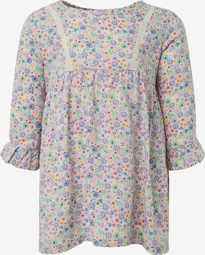 TOM TAILOR Kleid in mischfarben / altrosa, Produktansicht