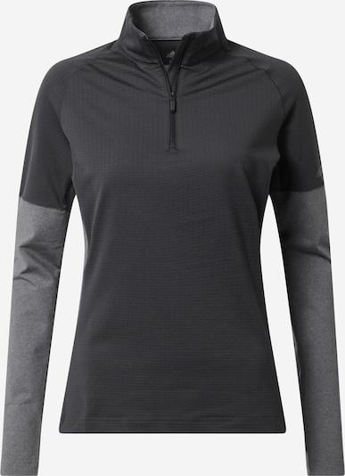 Sportiniai marškinėliai iš ADIDAS PERFORMANCE , spalva - tamsiai pilka / margai pilka, Prekių apžvalga
