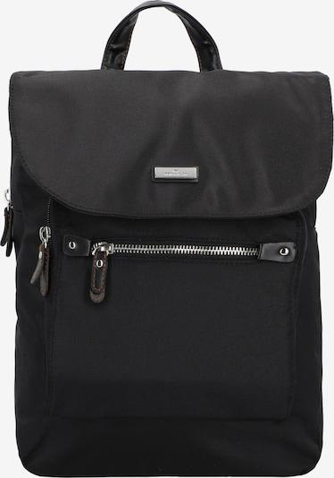 TOM TAILOR Rucksack 'Rina' in schwarz, Produktansicht