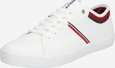 LEVI'S Sneaker 'WOODWARD COLLEGE' in weiß, Produktansicht