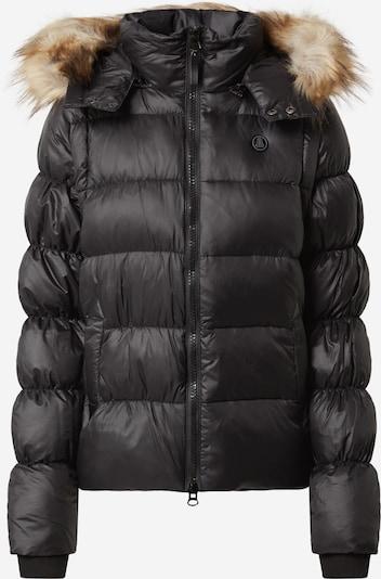 Herrlicher Daunenjacke 'Cora' in schwarz, Produktansicht