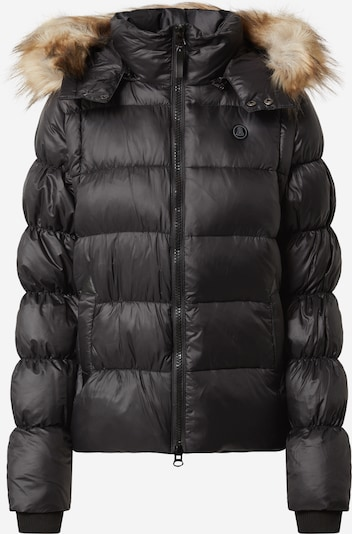 Herrlicher Zimná bunda 'Cora' - čierna, Produkt