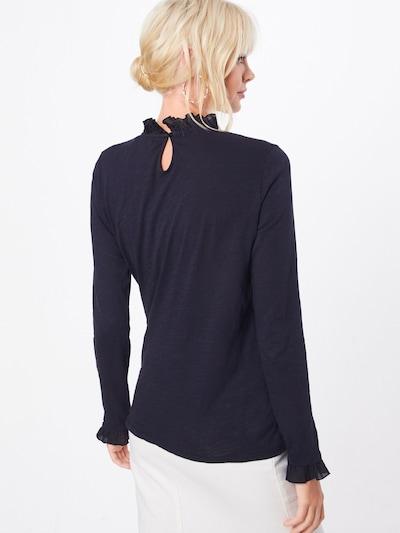 Rich & Royal T-shirt en bleu foncé: Vue de dos