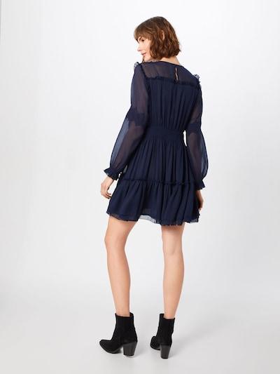 Pepe Jeans Damen - Kleider 'CATALINE' in dunkelblau: Rückansicht