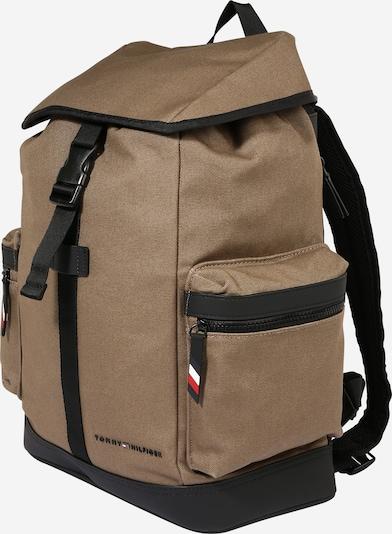 TOMMY HILFIGER Plecak 'UTILITY' w kolorze brązowy / czarnym, Podgląd produktu