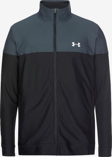 UNDER ARMOUR Sportska jakna u siva / crna, Pregled proizvoda