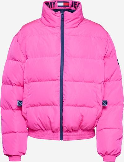 rózsaszín Tommy Jeans Téli dzseki 'Reversible Logo', Termék nézet