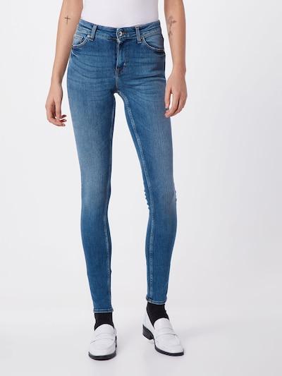 Jeans 'SLIGHT' Tiger of Sweden pe denim albastru: Privire frontală