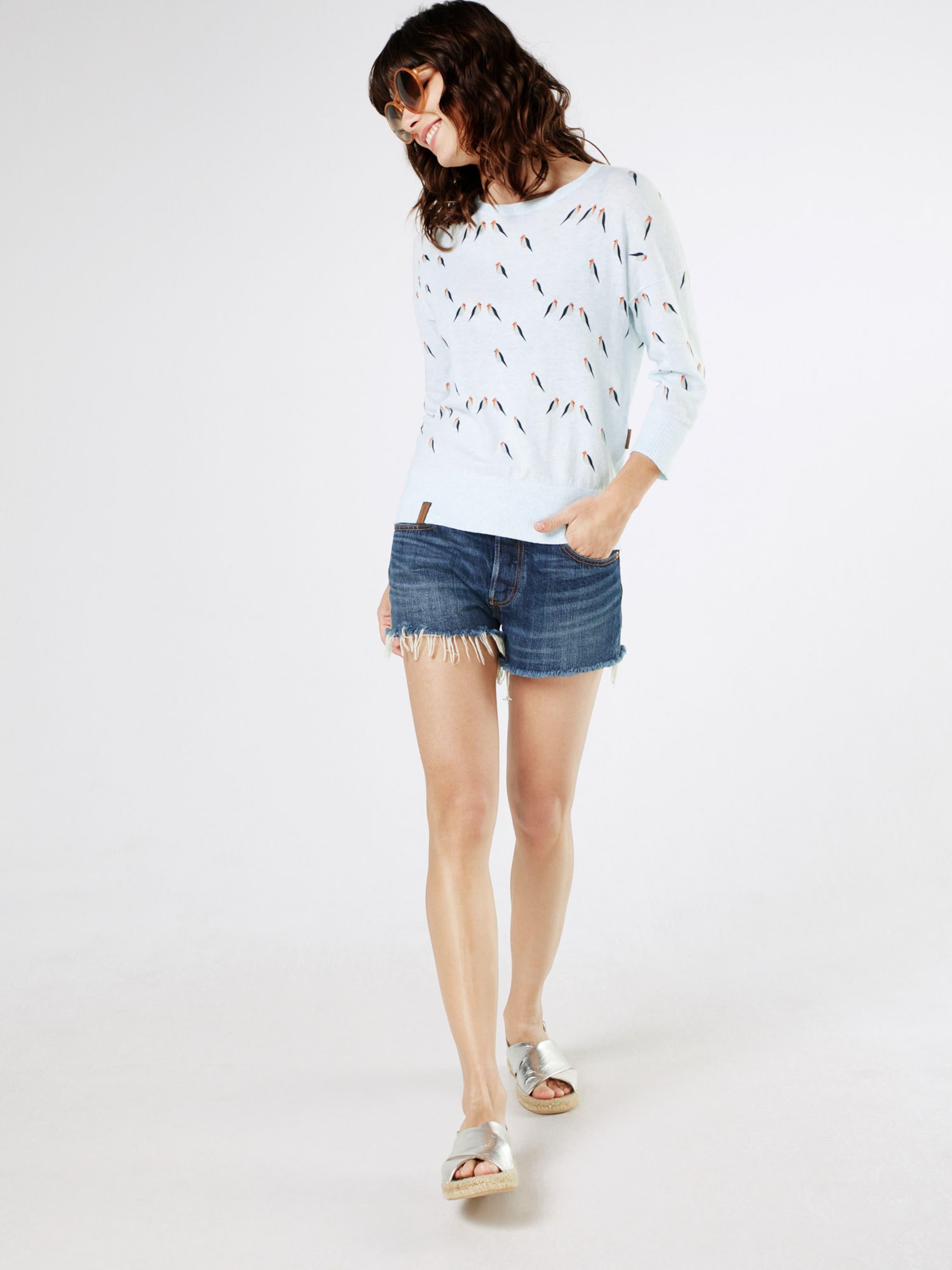 Billig Limited Edition Geschäft naketano Pullover 'Maja Doofmann III' Zum Verkauf Der Billigsten Authentisch Billig Verkaufen Mode-Stil ATD8o