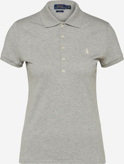 POLO RALPH LAUREN Shirts 'JULIE' i grå-meleret, Produktvisning