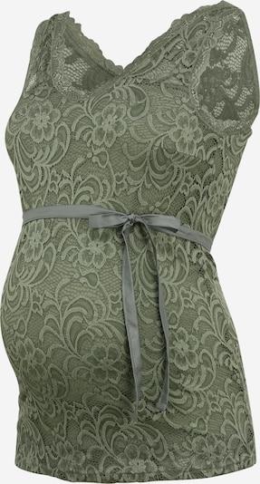 MAMALICIOUS Top 'MIVANA' w kolorze khakim, Podgląd produktu