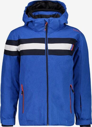 CMP Skijacke 'Twill' in blau / enzian / weiß, Produktansicht