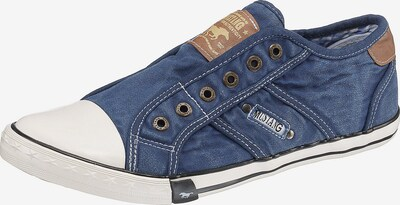 MUSTANG Slipper in blau, Produktansicht