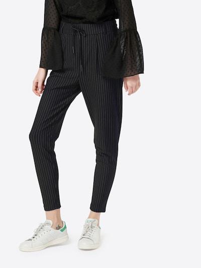 ONLY 'Onlpoptrash Classic' Stoffhose in schwarz, Produktansicht