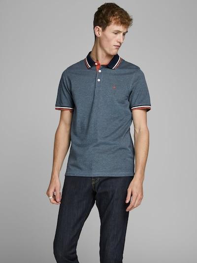 Tricou JACK & JONES pe albastru, Vizualizare model