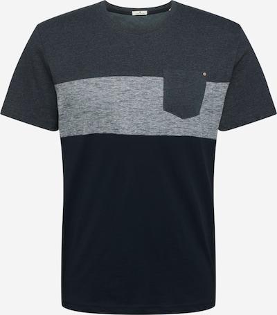 TOM TAILOR Tričko - modrosivá / tmavomodrá / sivá melírovaná, Produkt