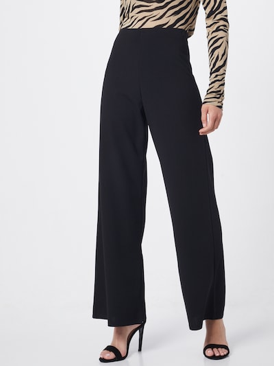 SISTERS POINT Trousers in black, View model