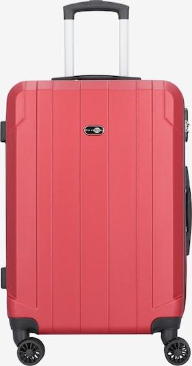 Travel Pal Trolley 'Brisbane 2.0' in rot, Produktansicht