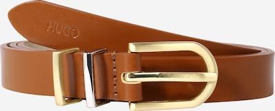HUGO Pasek 'Zoe' w kolorze brązowym, Podgląd produktu