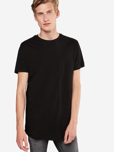 Urban Classics T-Shirt in schwarz: Frontalansicht