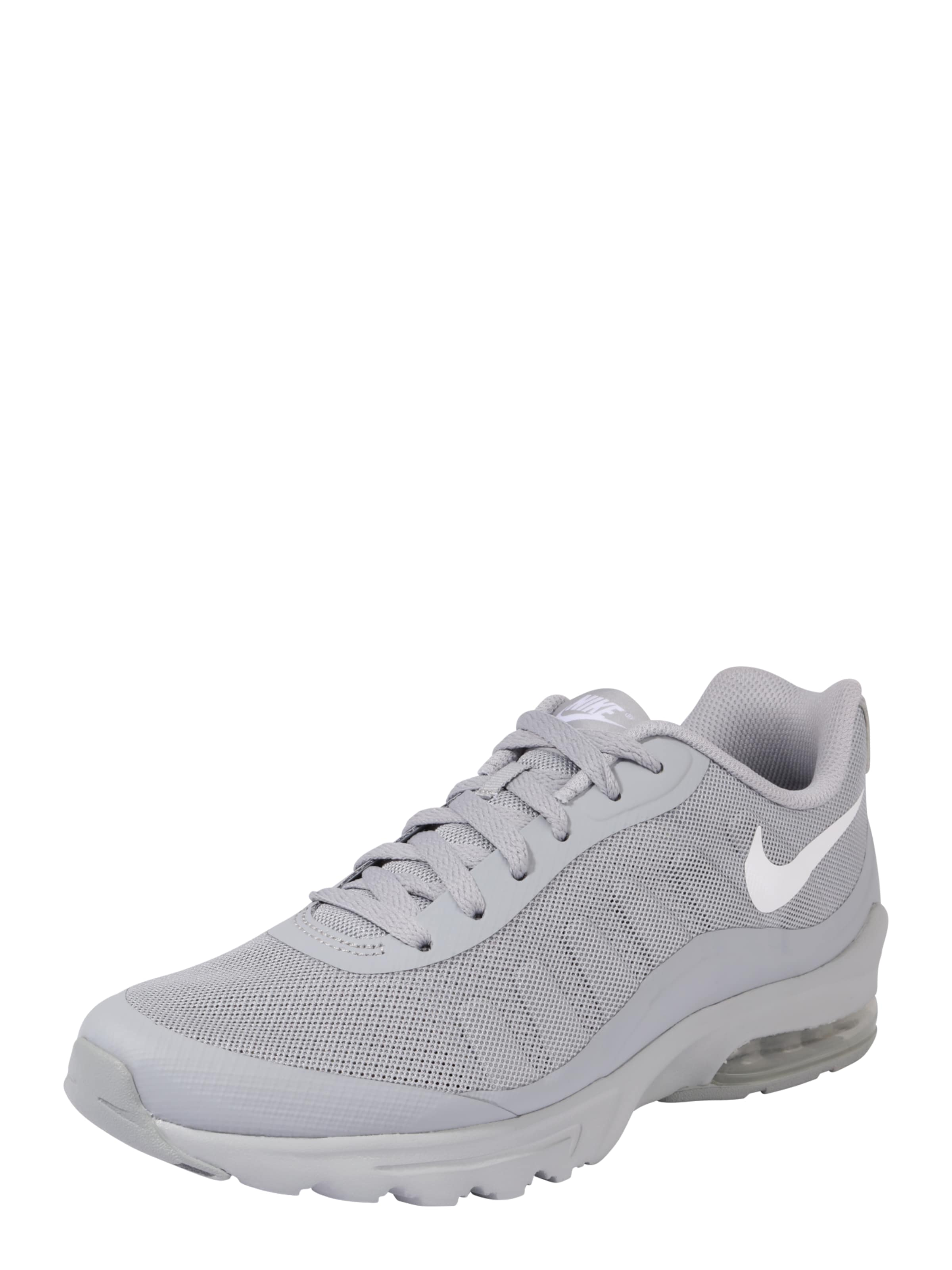 Nike Baskets Air Max Couche De Vêtements De Sport Invigor « Gris / Blanc UHYB0uw