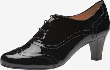 Escarpins à plateforme EVITA en noir