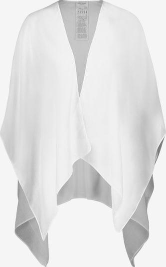 GERRY WEBER Schal Großes Cape in weiß, Produktansicht