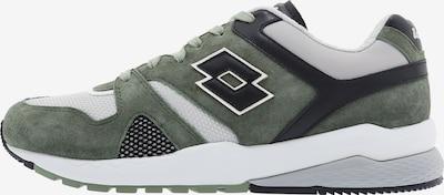 LOTTO LEGGENDA Sneaker 'Marathon' in khaki / schwarz, Produktansicht