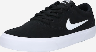 Nike SB Nízke tenisky 'Nike SB Charge Suede' - čierna / biela, Produkt