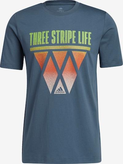 ADIDAS PERFORMANCE T-Shirt in grau, Produktansicht
