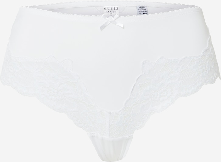 GUESS Panty in weiß, Produktansicht