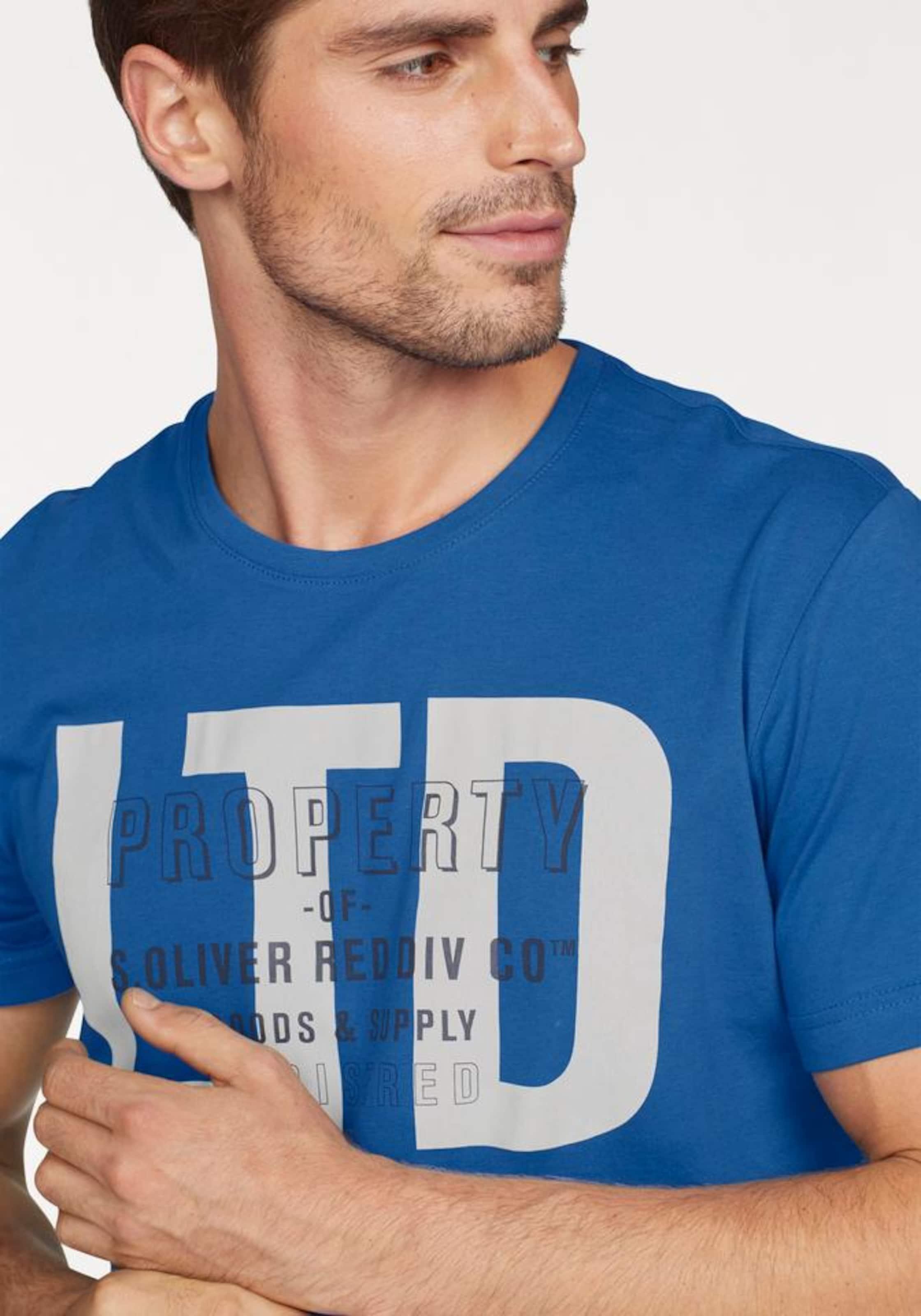 Outlet Beste Geschäft Zu Bekommen s.Oliver RED LABEL T-Shirt P Manchester Online Günstig Kaufen Outlet-Store Xt3pF