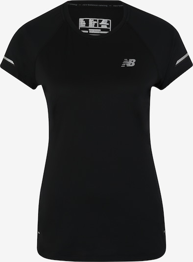 new balance Running-Shirt 'WT81200' in schwarz, Produktansicht
