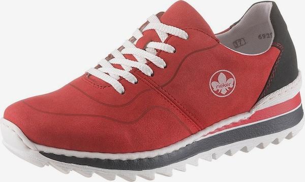 RIEKER Rövid szárú edzőcipők piros | ABOUT YOU