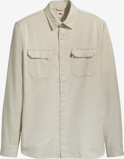LEVI'S Langarmhemd  `Justin Timberlake Jackson Worker` in beige, Produktansicht