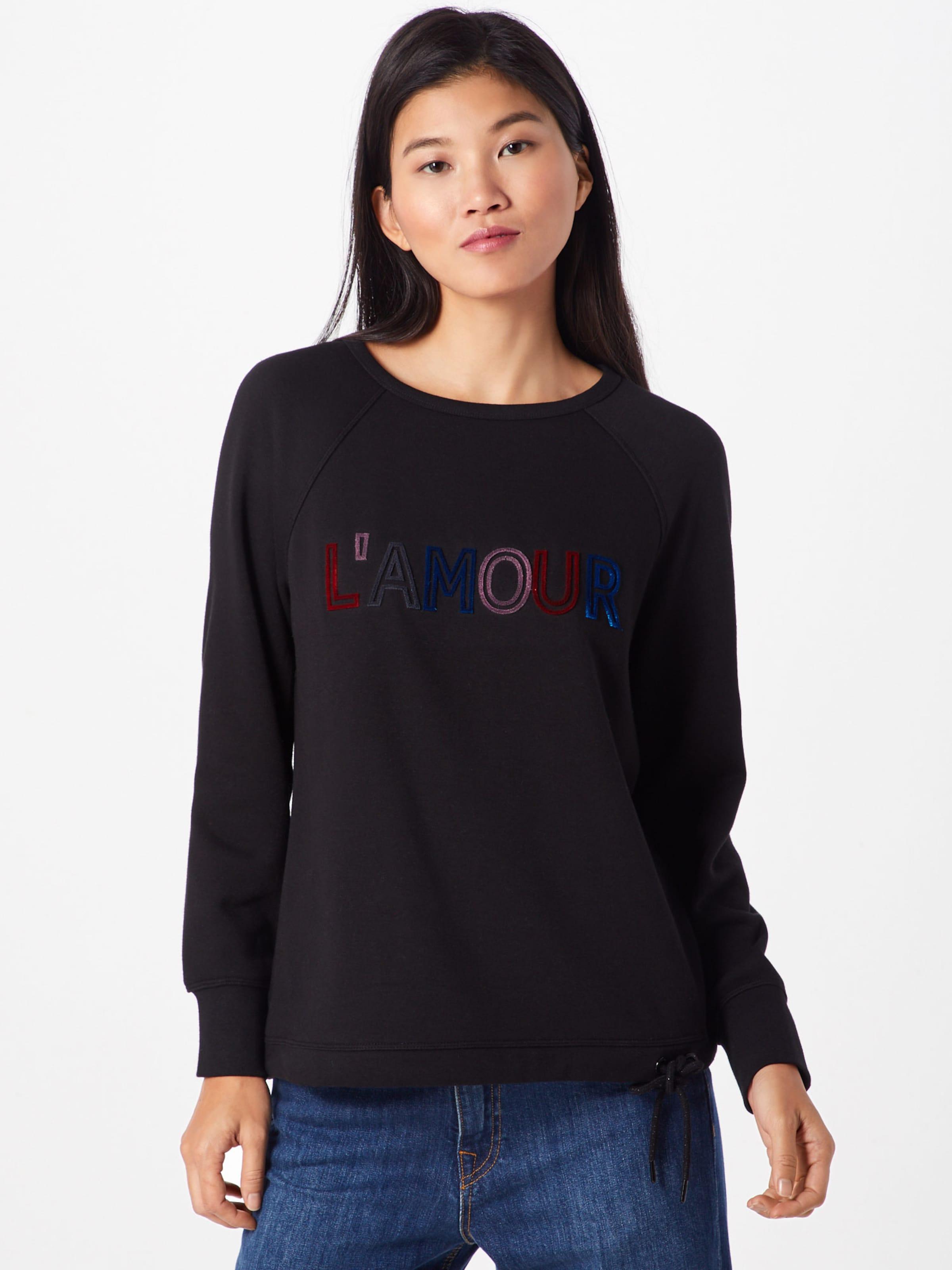 S Schwarz S Sweatshirt S In Schwarz oliver oliver In oliver Sweatshirt 8mnwvN0O