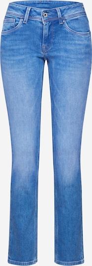 Pepe Jeans Jean 'Saturn' en bleu denim, Vue avec produit