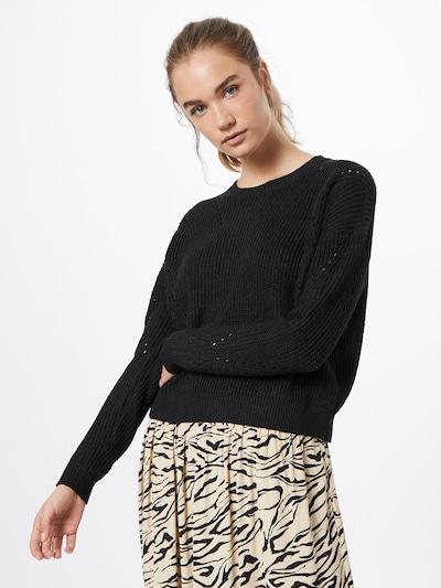 ONLY Pullover 'MAJA' in schwarz, Modelansicht