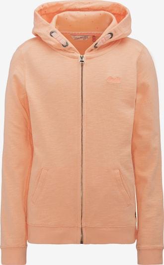 Petrol Industries Sweater in pastellorange: Frontalansicht