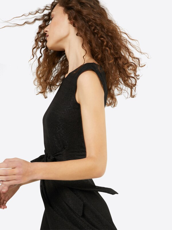 Mela London Kleid 'TEXTURED CAPPED'