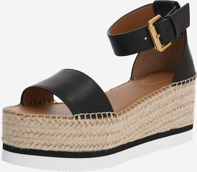 See by Chloé Sandal in black, Item view