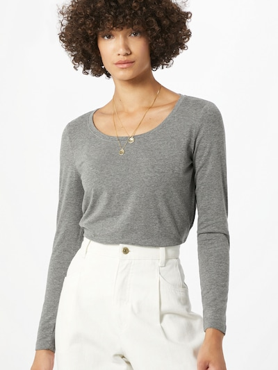 ESPRIT Majica | pegasto siva barva: Frontalni pogled