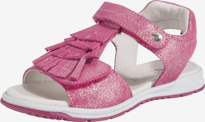 ZEBRA Sandale in pink, Produktansicht