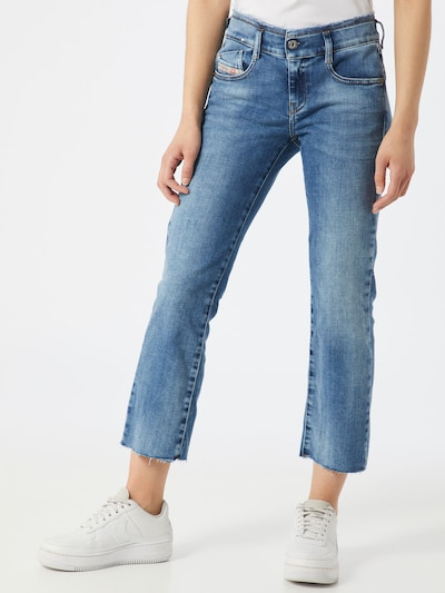 DIESEL Jeans 'D-EBBEY-K' in blue denim, Modelansicht