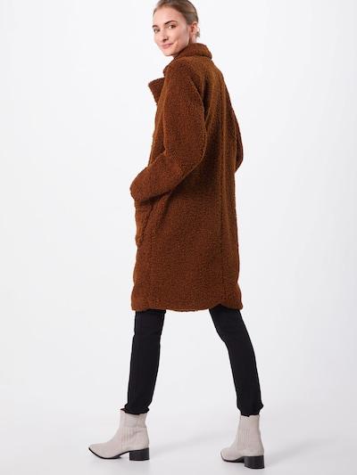 Kaffe Płaszcz przejściowy 'Balma Teddy' w kolorze brązowym: Widok od tyłu