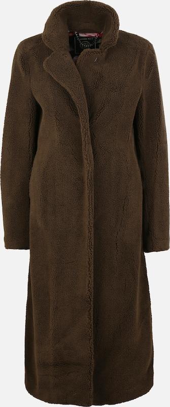 BLONDE NO.8 DAMENMANTEL Aspen Wool Vintage Echtfell Parka