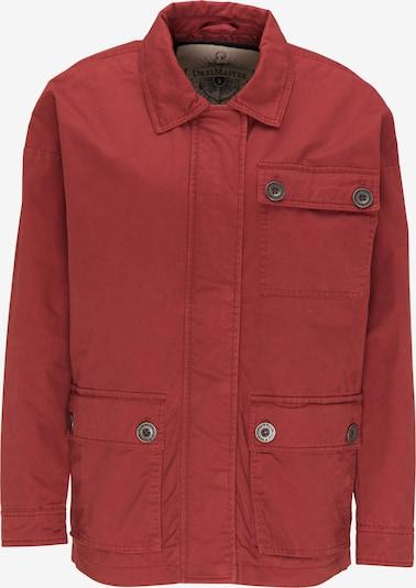 DREIMASTER Jacke in rot, Produktansicht
