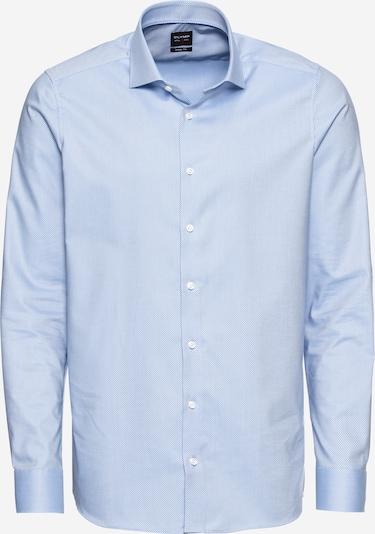 OLYMP Společenská košile 'Level 5 Uni Twill' - modrá, Produkt